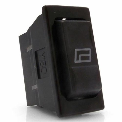 AUTOLOC POWER ACCESSORIES 82336 Illuminated 3 Position Rocker Switch with Window Icon