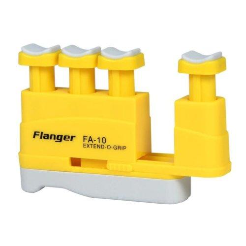 Yellow Hand Exerciser Finger Strengthener