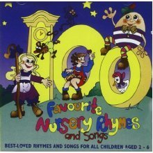 100 Favourite Nursery Rhymes and Songs [CD]
