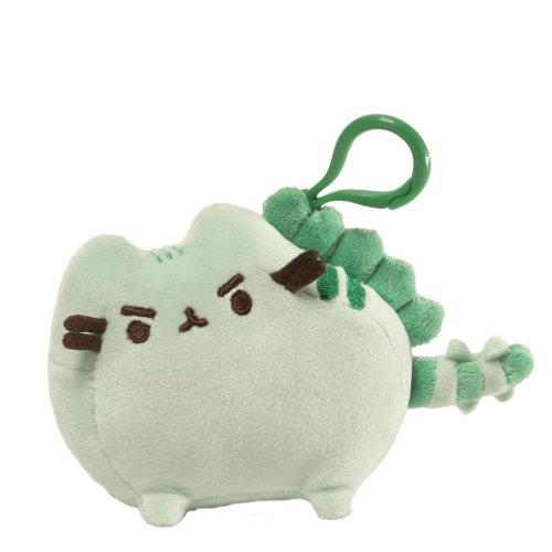 9ca53229ce1 GUND Pusheen Pusheenosaurus Clip Soft Toy on OnBuy