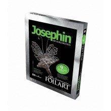 Elf277009 - Josephin - Foil Arts - Silver Butterfly