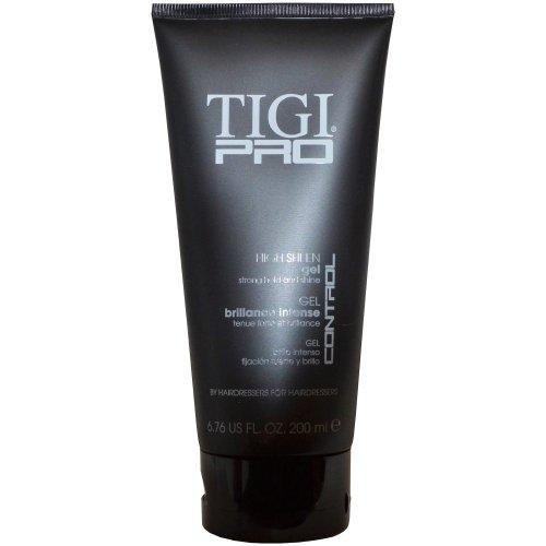 Tigi Pro High Sheen Hair Gel 200ml Strong Hold and Shine