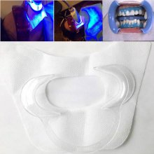 10 Pcs Disposable Tooth Whitening Lip Protection Pad Environmental Mouth Cushion Dental Care