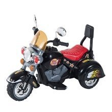 Homcom Ride on Toy Car Kids Motorbike Electric Motor 6v Battery Operated Toy