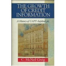 The Growth of Credit Information: A History of UAPT-Infolink