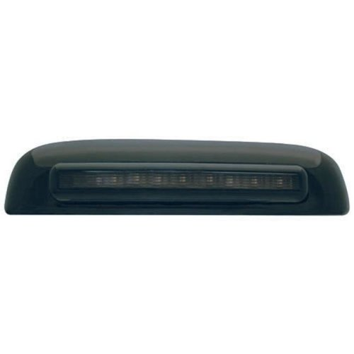 IPCW CLR02BT Chevrolet Avalanche 2002 - 2006 LED Tailgate Handle, Black Red Led, Smoke Lens