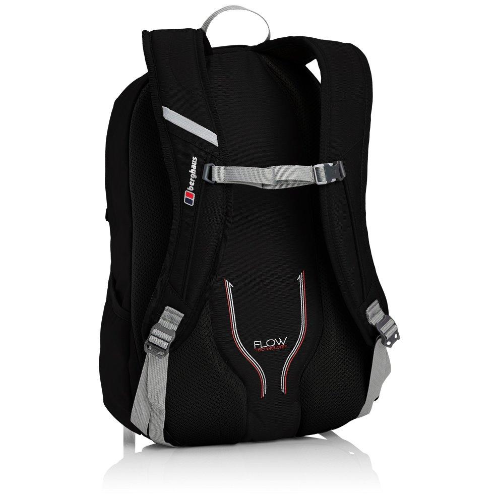abd11777ae ... Berghaus TwentyFourSeven Plus 20 Litre Outdoor Rucksack Backpack, Black  - 2 ...