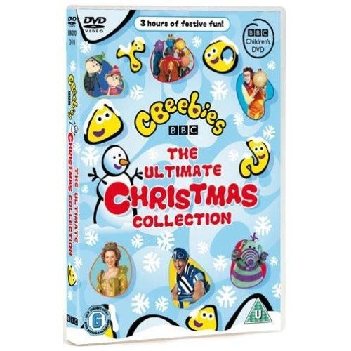 Cbeebies - the Ultimate Christmas Collection [dvd]