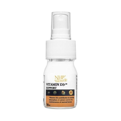 Natural Health Practice Vitamin D3 Support Spray | 30ml