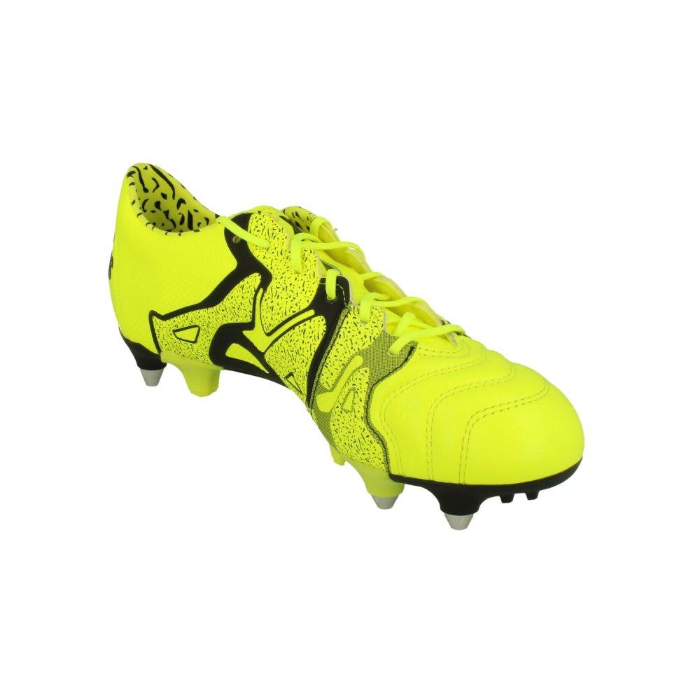 037de2ce6bc ... Adidas X 15.1 Sg Leather Mens Football Boots - 3 ...