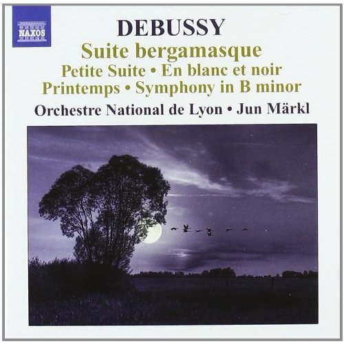Debussy: Suite Bergamasque,orchestral works vol.6