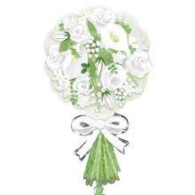 Bouquet For the Bride - Foil Balloons 3086101