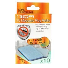 Pack Of 10 Mosquito Tablet Refills - Brand New Gone Travelling -  brand new gone travelling mosquito tablet refills 10 pack