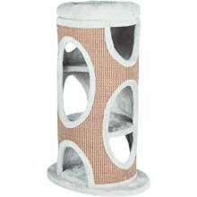 Trixie Cat Tower Cat Osana 86cm–light Grey And Brown - Light Cats New -  trixie cat tower osana light grey cats new