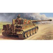 Pz.Kpfw.VI TIGER I Ausf.E mid production - MILITARY VEHICLES 1:35 - Italeri 6507