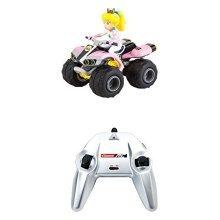 Nintendo Mario Kart TM 8,  Peaches  2,4 GHZ  - Quad - 1:20 - Carrera R/C