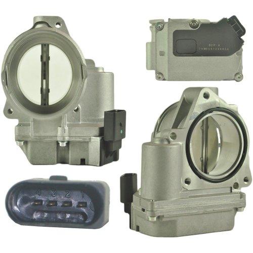 FOR AUDI A4 (B6, B7) A6 (C5) 2.5 TDI THROTTLE BODY/AIR CONTROL FLAP 059128063A