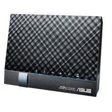 Asus Dsl-ac56u Dual-band (2.4 Ghz / 5 Ghz) Gigabit Ethernet 3g Black Wireless Router