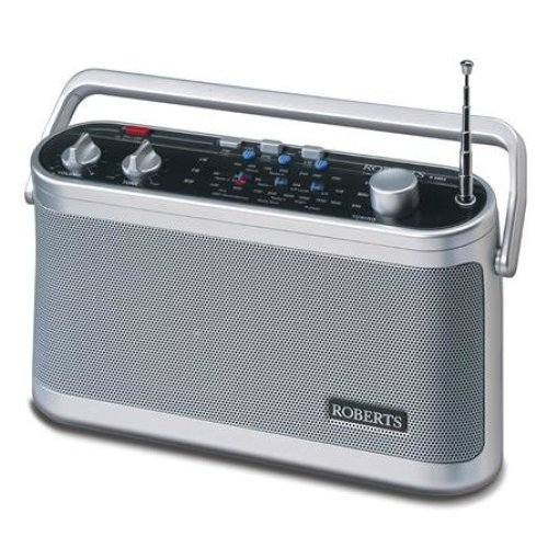 Roberts Radio Classic R9954 3-Band Portable Radio