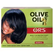 Organic Root Stimulator Built-in Protection No-Lye Relaxer Normal