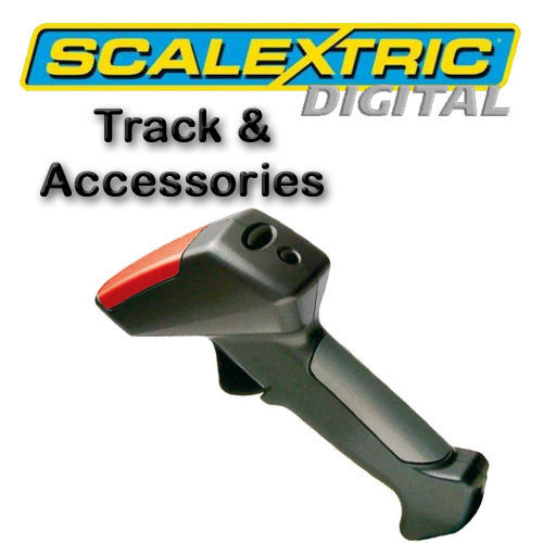 Scalextric Digital - Hand Throttle w/ 5 colour chips