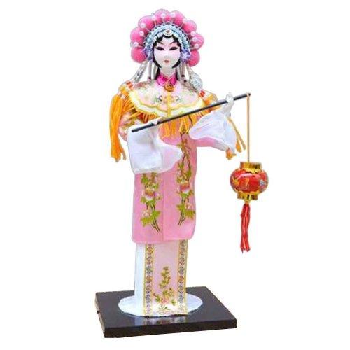 Traditional Chinese Doll Peking Opera Performer - Xi Niang