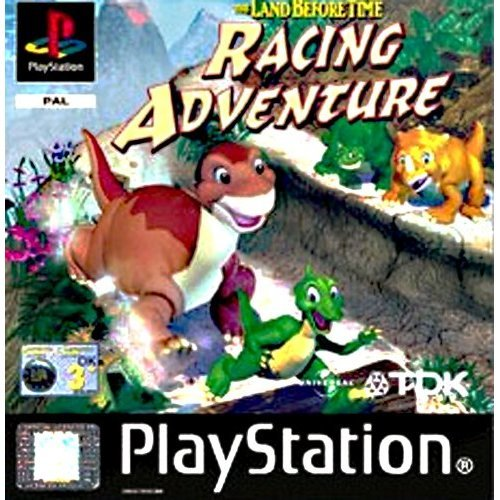 Land Before Time: Racing Adventure (PS)