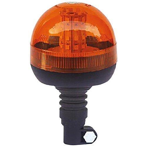 Maypole Mp4093 LED Hazard Warning Beacon Flexi Pole, 12/24 V - Pole 1224 R10 -  led beacon pole mp4093 maypole flexi 1224v r10 ip56 hazard