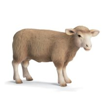 Schleich - (Ram) Male Sheep
