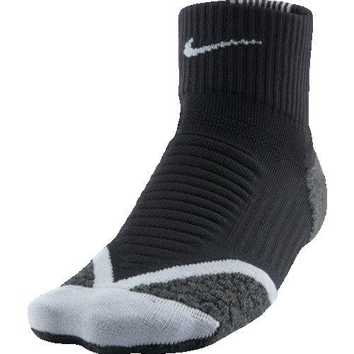 Nike Elite Running Cushion QTR Sock