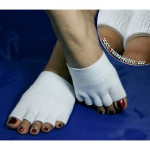 Stretchy Socks With Gel Comfort For Quick Relief