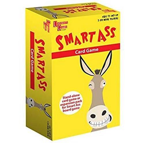 Smart Ass BOX-01257 Mini Travel Game