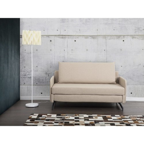 Upholstered Sofa bed - Couch - Fabric Sofa - Settee -  BELFAST
