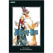 D.gray-man (3-in-1 Edition), Vol. 1: Volume 1