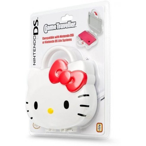Hello KittyTraveller Carrying Case (Nintendo 3DS/ Nintendo DS)