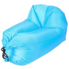Lazy & Chill Pod. Inflatable chair no pump required
