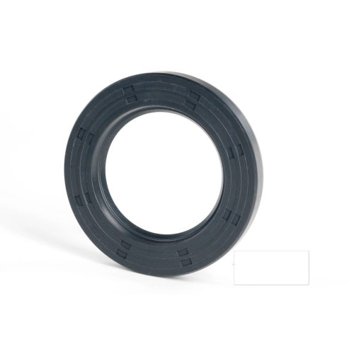 5x11x3mm Oil Seal Nitrile R21 Single Lip Springless 10 Pack