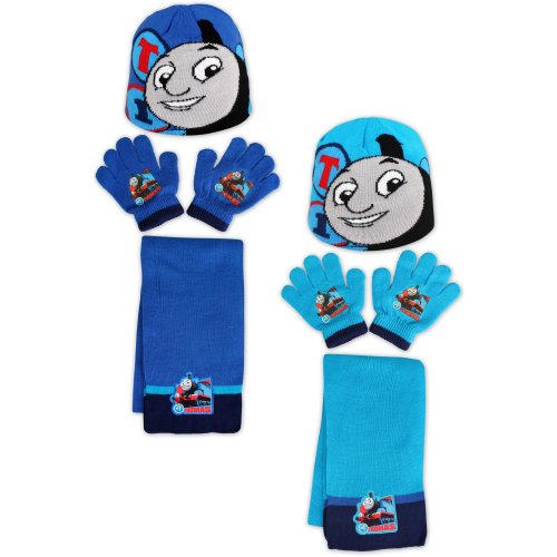 Thomas Hat, Scarf and Gloves