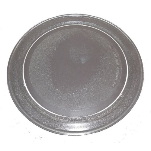 Microwave Glass Turntable 360mm Flat Fits Whirlpool Universal