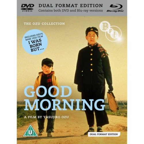 Good Morning / I Was Born But... Dual Format Edition [blu-ray+dvd]