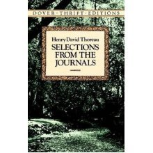 Selections from the Journals (Dover Thrift Editions)