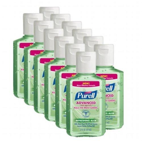 Reckitt Benckiser PurA2-12pk Purell Aloe 2 oz. 12pk