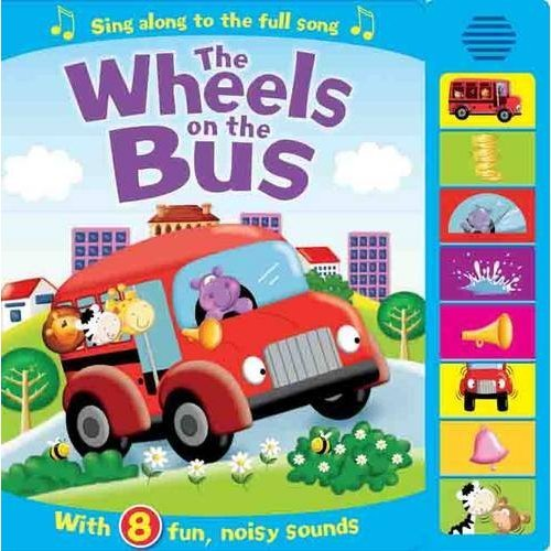 The Wheels on the Bus (My First Play Box)