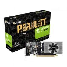 Palit GeForce GT1030, 2GB GDDR5, PCIe3, DVI, HDMI, 1468MHz, Low Profile (No Bracket)