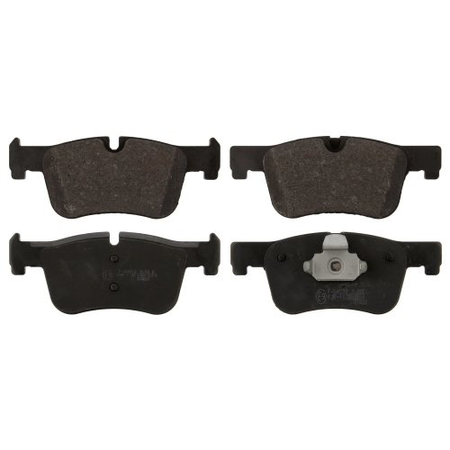 febi bilstein 16884 brake pads (Set of 4) (front axle)