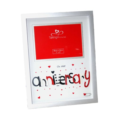 On our Anniversary 3d Photoframe