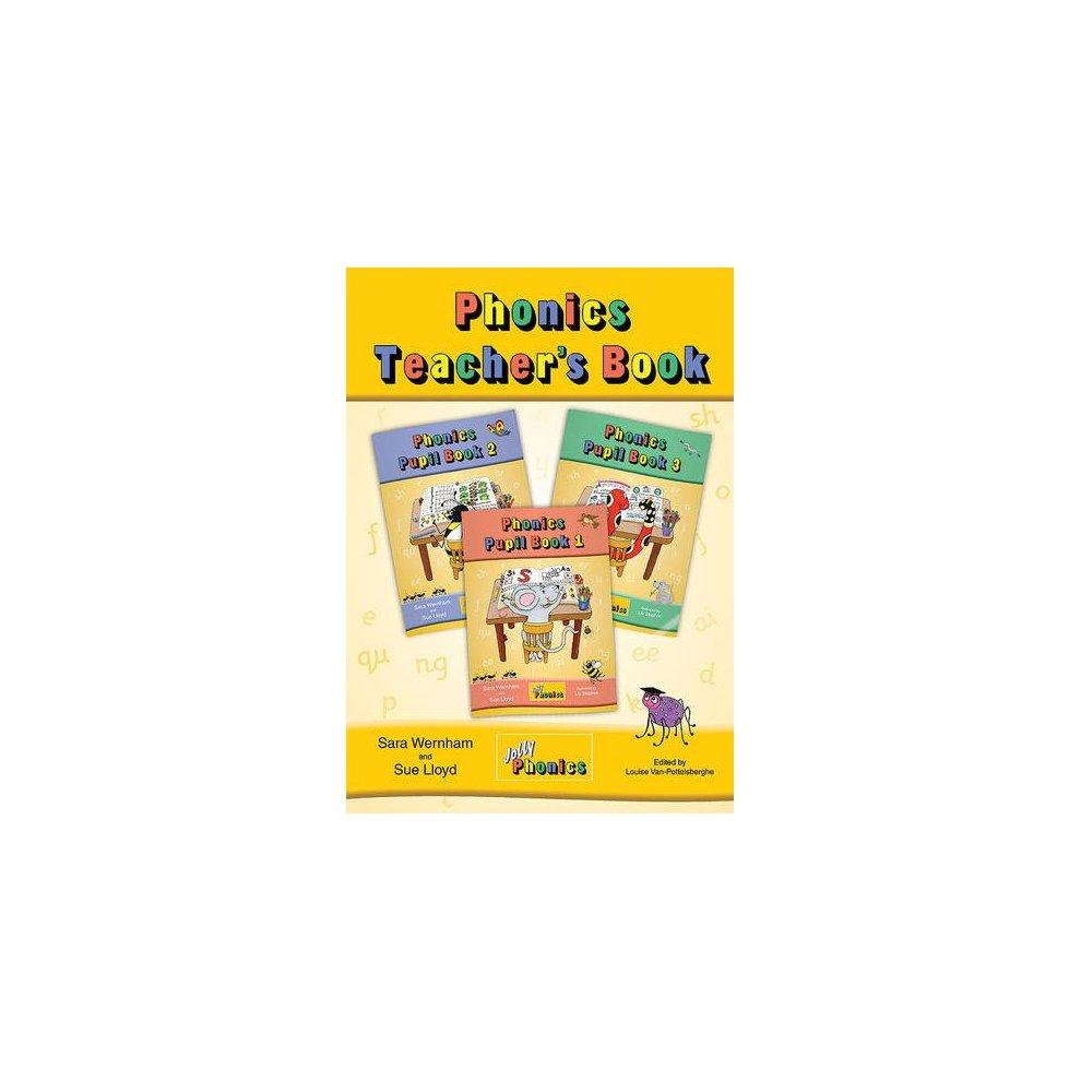 Jolly Phonics Teacher's Book (colour edition): in Precursive Letters (British  English edition ...