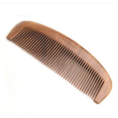Fine Tooth PALO SANTO Comb  Anti-static Wooden Comb