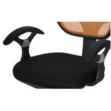 Armrest Pads Comfy Office Chair Armrest Cover for Elbows [Black]