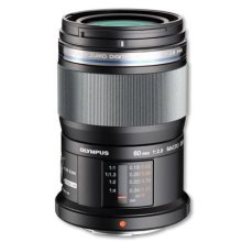 Olympus M.Zuiko Digital ED 60mm F2.8 Macro Lens - Black
